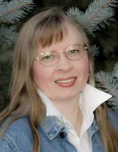 Author Shelly Davis