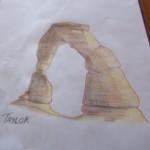 Taylor's drawing