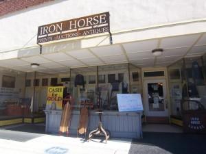 Iron Horse Antiques, Helper, Utah