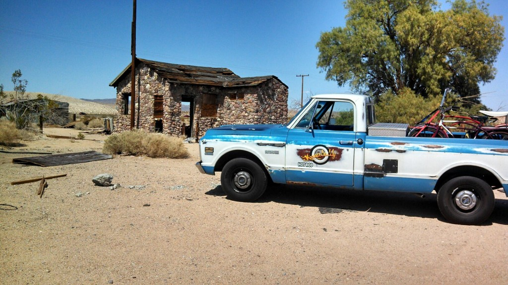 '72 Chevy Cheyenne